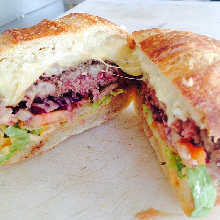 Burger Classic | Au Raph-iné